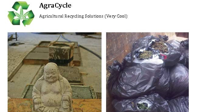 Early Hempcrete by Agra Cycle